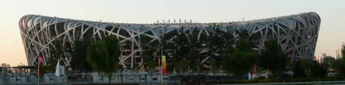 Olympic Stadium, Beijing, China