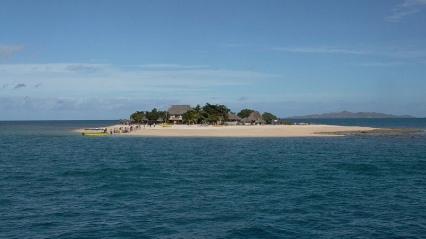 South Sea Island, Fiji