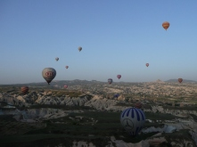 Capadocia, Turkey