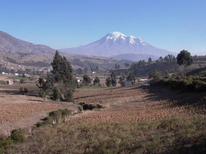 Chimborazo, Ecuador