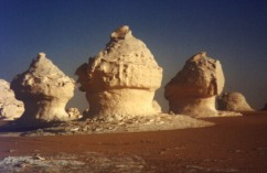 White Desert, Egypt