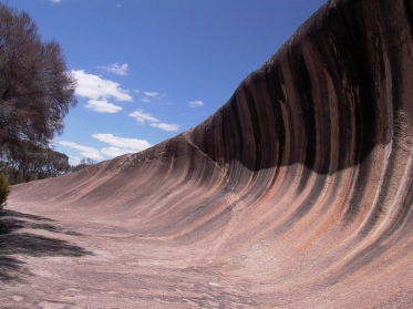 Wave Rock, Australia